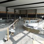 Wstrzymano prace przy budowie term w Lidzbarku
