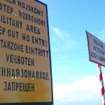 Ćwiczenia wojskowe w Orzyszu. Obowiązuje zakaz wchodzenia na teren poligonu