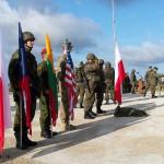 Prezydent RP na manewrach wojskowych w Orzyszu
