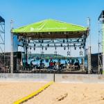 Olsztyn zmienia się na Green Festival i siatkówkę plażową