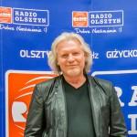 Ryszard Wolbach: strasznie lubię mikrofon