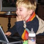 Wirtualny świat dziecka jest pełen zagrożeń