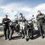 Motocykliści z Olsztyna wyruszyli w podróż po obydwu Amerykach