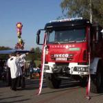 Strażacy z Sępopola otrzymali nowy wóz