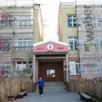 Wprew przepisom trwa remont Zespołu Szkół