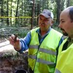 Niewybuchy znikają z warmińsko-mazurskich lasów