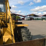 Na przejściu w Bezledach modernizacja i utrudnienia