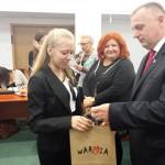 Najzdolniejsi z powiatu olsztyńskiego odebrali stypendia