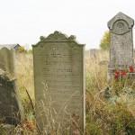Inwentaryzacja macew dawnego cmentarza żydowskiego