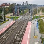 Kamery na linii kolejowej Gdańsk-Warszawa