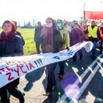 Zdesperowani mieszkańcy Korsz chodzą po urzędach