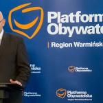 PO nie chce koalicji z prezydentem Olsztyna