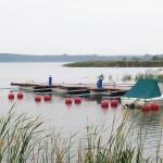 W mazurskich jeziorach jest więcej wody niż przed rokiem