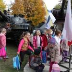 Czołgiści z Braniewa świętowali jubileusz