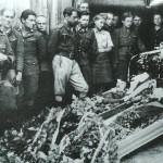 Uroczystości pogrzebowe 9 Żołnierzy Wyklętych