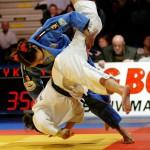 Medale judoków podczas Mistrzostw Polski