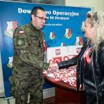 Kotyliony dla żołnierzy w Afganistanie są już w Warszawie