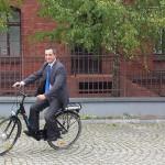 Elbląscy urzędnicy mogą testować elektryczne rowery