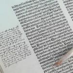 Naukowcy zbadali odręczne zapiski z księgozbioru Kopernika