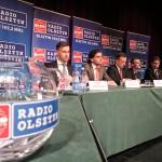 Debata kandydatów na prezydenta Ełku