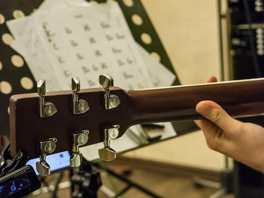 Гитаристы из 30 городов Польши приехали в Эльблонг на фестиваль