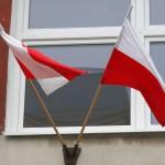 Czy elblążanie wywieszają flagi narodowe?