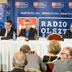 Debata kandydatów na prezydenta Olsztyna