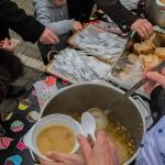 Świąteczne śniadanie dla bezdomnych