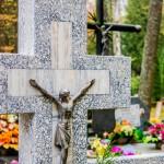 Śledczy pracują nad sprawą kradzieży szczątków ludzkich