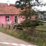 Po eksplozji gazu 5 osób straciło dach nad głową