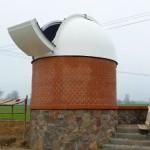 Inauguracja obserwatorium astronomicznego w Truszczynach