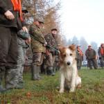 Hubertowskie polowanie