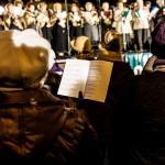 Śpiewające obchody Święta Niepodległości w Olsztynie