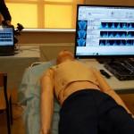 Przyszli lekarze uczą się medycyny na fantomach