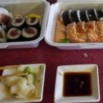 Sylwestrowe sushi
