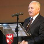 Radni wybrali Gustawa Brzezina na marszałka województwa