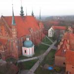 Archikatedra we Fromborku czeka na wsparcie. Brakuje pieniędzy m.in. na remont dachu czy zabytkowych organów
