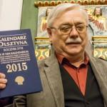 Zaprezentowano Kalendarz Olsztyna na 2015 rok