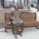 Kopernik patronem parku edukacyjnego w Ełku