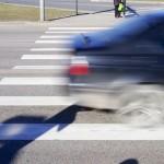 W Olsztynie spadło bezpieczeństwo pieszych