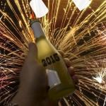 Większość z nas powita Nowy Rok w domu