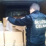 Celnicy skonfiskowali spirytus z nielegalnej rozlewni