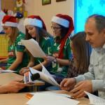 Siatkarze i dziennikarze czytali bajki chorym dzieciom