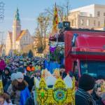 Ulicami Olsztyna przemaszeruje Orszak Trzech Króli