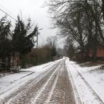 Trudne warunki jazdy na Warmii i Maurach