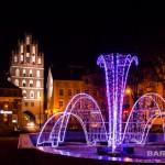Bartoszyce najpiękniej oświetlonym miastem w regionie