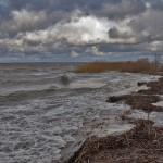 Wzrosło zagrożenie powodziowe na Żuławach