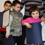 Trójka dzieci z Donbasu otrzymała karty stałego pobytu