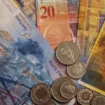 Frankowe szaleństwo, czyli rekordowy skok waluty