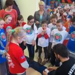 Dzieci szkoliły dorosłych z udzielania pierwszej pomocy